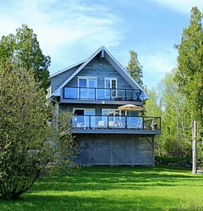 Willow Bank Cottage-Lake Huron-Tobermory-15% Discount