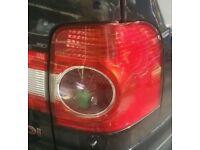 VW Sharan O/S Rear Light (2005)