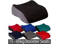 2 Polystyrene Booster Seat