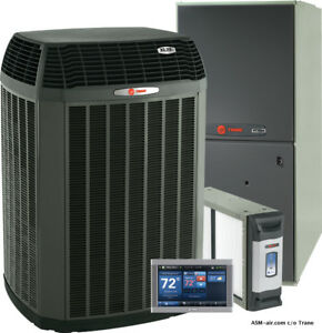 Furnace & Air Conditioner End of Summer Special