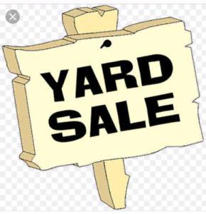 Yard Sale & Garage Sale