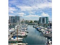 2 bedroom flat in Sutton Wharf, Plymouth, PL4 (2 bed)
