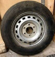 Mercedes Sprinter Van TYRE (new) and RIM (used) Blacktown Blacktown Area Preview