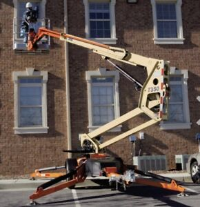 2019 New JLG T350 - T500J Towable Boom