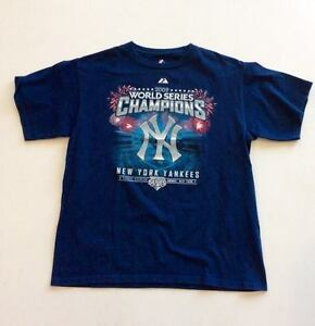 Vintage New York Yankees T-Shirt by Majestic