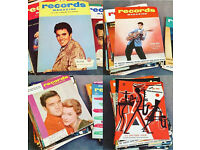 HUGE SELECTION of Vintage records magazine from 1960-1969 Elvis Presley Jazz popular music magazine