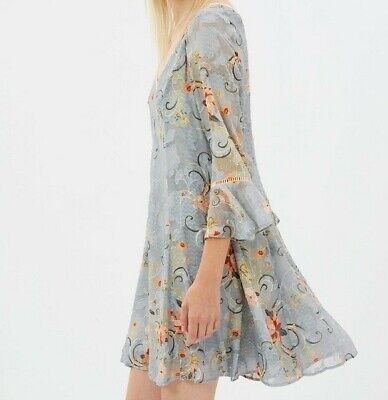 We Are Kindred WOMAN Esme Frill Sleeve Dress