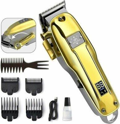 cortapelos hombre OriHea cortapelos hombre Barbero Electrico Cortapelos Profesio
