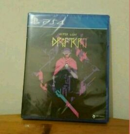 HYPER LIGHT DRIFTER NEW SEALED PS4