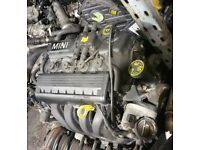 Mini Cooper 1.6 Engine Petrol BMW (2006)