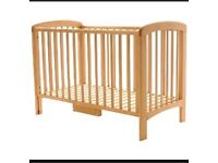 John Lewis Anna baby cot for sale