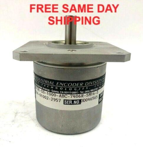 BEI SENSORS H25E-SS-1000-ABC-7406R-SM16-S ITEM 014406-G2-4