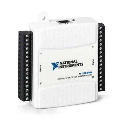 Ni Usb-6008 Usb Data Acquisition Card Multifunction Usb Daq 779051-01