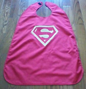 Reversible Superman/Batman Superwoman/princess capes Kitchener / Waterloo Kitchener Area image 2