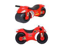 Red Toddler Balance Bike