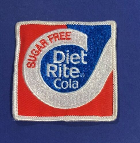 Vintage Diet Rite Cola  Patch Soda RC Cola  630S