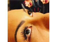 Beautiful lashes either party lashes or individual lashes available