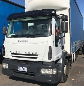 IVECO EUROCARGO 2006  160E28  8t 280HP 40000$ Avondale Heights Moonee Valley Preview