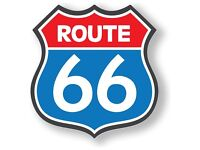 Route 66- Delivery Drivers wanted x2