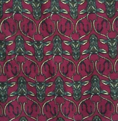 LuLaRoe Leggings ~ TC ~ MAGENTA ~ Mosaic ELK DEER ANTLER ~ Buy it Now! ~ UNICORN (Buy Deer Antlers)