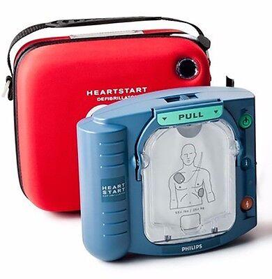 Brand New Phillips Heartstart Defibrillator With Free Cabinet 250.00 Value