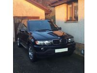 BMW X5 (full service history) (1 owner)