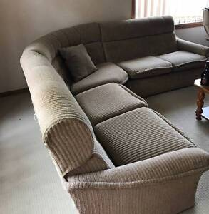 Corner Lounge Suite including Armchair Leppington Camden Area Preview