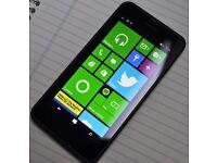 Nokia Lumia 635 4G **UNLOCKED ANY SIM** Android smartphone