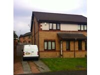 2 bed house in Robroyston for long term rent