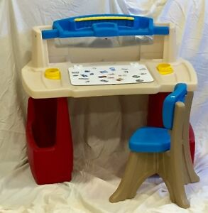 Step 2 kids desk and chair (2 sets)