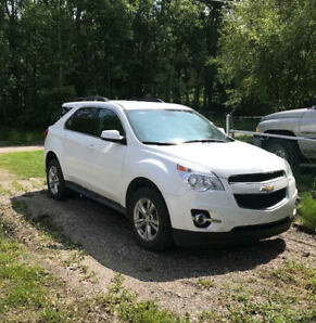 2012 Chevrolet Equinox, Automatic, AWD, Heated Leather Seats