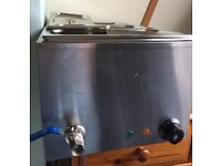 Equipment clear out : Electric Bain Marie