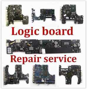 Macbook Water Damage and Motherboard Damage Fix