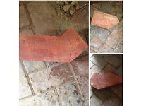 Red squint bricks