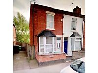 2 Bedroom House in Basford - Fully Furnished (Easy Access to City Centre)