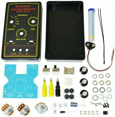 Elenco Fg-500k 1mhz Unassembled Diy Function Generator Kit Stem Project