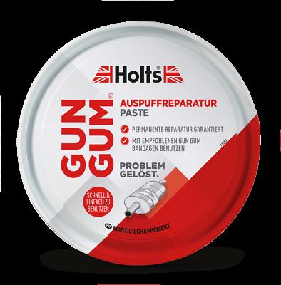 Holts Gun Gum Auspuff reparatur Paste 200 g Gasdicht Asbestfrei Dichtmasse
