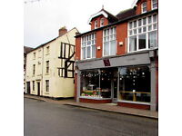 CHEAP OFFICES TO LET - Shifnal centre, nr Telford and Birmingham
