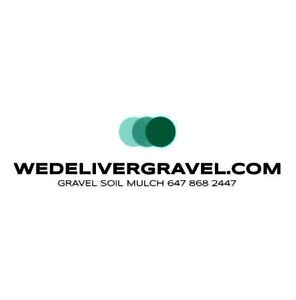 Wedelivergravel.com Small contractors Home owners 647 868 2447