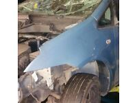 Ford Focus C Max N/S Wing In Blue (2008)