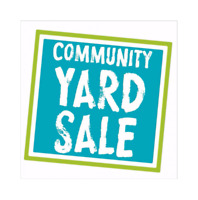 Large Community Yard Sale!