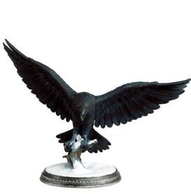 Eaglemoss Game of Thrones Special figurine - 3 eyed Raven (Mint condition)