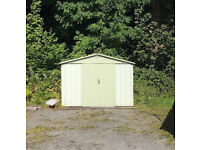 Steel Shed for sale £295.o.n.o.