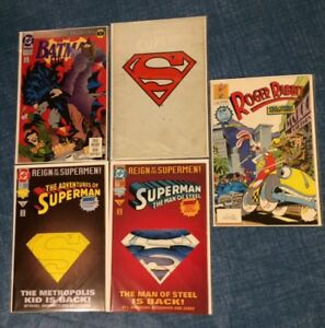 FIRST EDTION COMIC BOOKS FROM THE EARLY 90'S AND MORE