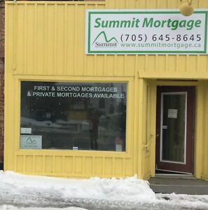 FIRST AND SECOND MORTGAGE MONEY AVAILABLE !