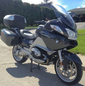 2010 BMW R1200RT for sale.