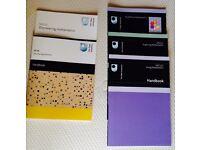 Open University Maths books - complete courses - MU123, MST121, MS221, M140