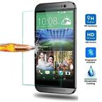 HTC ONE M8 / ONE M9 Tempered Glass Screen Protector Actie!