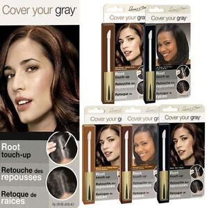 Couvre votre gris cheveux racine retouche toutes les couleur - Toutes les couleurs grises ...