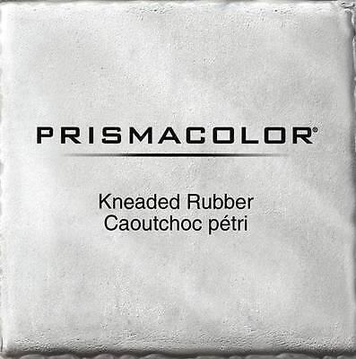Prismacolor Kneaded Rubber Art Eraser - Pencil Pastel - Extra Large - 1 PC 70532